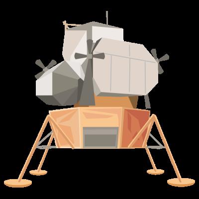 月面着陸船