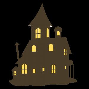 ハロウィン 屋敷