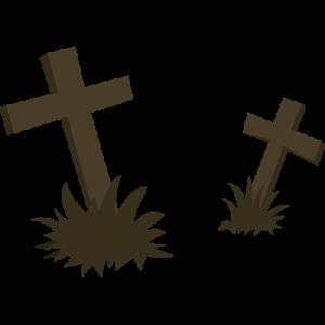 ハロウィン 墓石