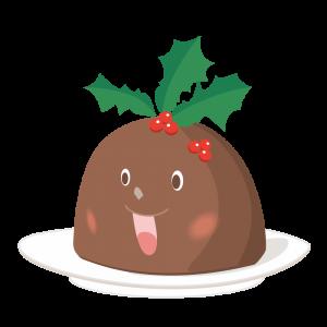 クリスマス プティング