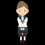 学生服 女の子