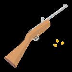 射的  銃